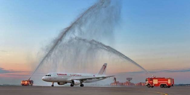 Tunisair: Hausse du trafic passagers 26% par rapport à juin