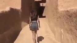 Arabie Saoudite: Une femme recherchée pour avoir porté une