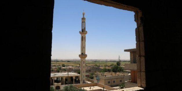 Les forces de la coalition entrent dans la vieille ville de Raqqa,