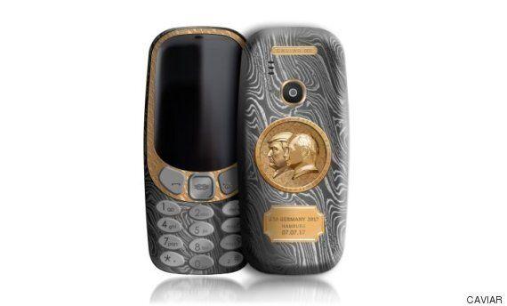 Vous n'avez pas les moyens (et sans doute pas envie) de vous offrir ce Nokia 3310