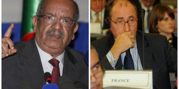 Messahel reçoit le nouvel ambassadeur de France à