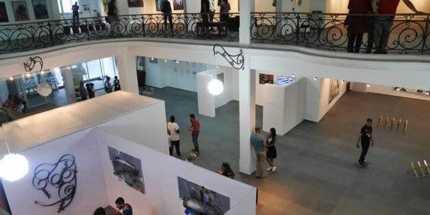 4ème biennale méditerranéenne des arts modernes à