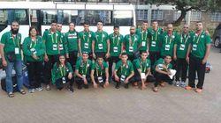 1ère journée des championnats arabes d'athlétisme : cinq médailles pour