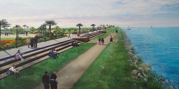 Aménagement d'oued El Harrach: réception de la totalité du projet au 2éme trimestre