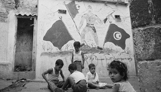 Photos rares: Le 5 juillet 1962, le peuple algérien en liesse célèbre