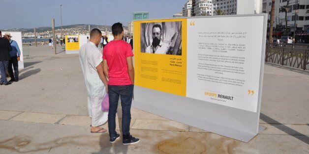 L'exposition rend hommage aux artistes qui sont tombés amoureux de la ville du