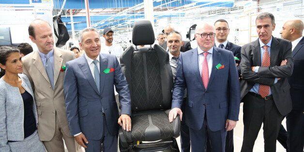 L'ouverture d'une deuxième usine Faurecia, un nouveau pas pour l'industrie automobile au