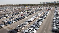 김포공항 주차장에 1628일째 방치된 차량의 소유주가 내야 하는