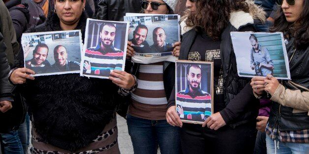 In January 9th, 2015: approximately 300 people demonstrated on Friday in Tunis for the Tunisian journalists...