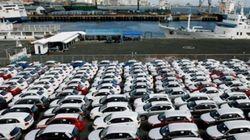 Véhicules de tourisme: les importations en hausse de plus de 5% sur les 5 premiers mois