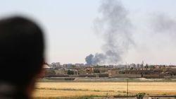 Syrie: Près de 100.000 civils