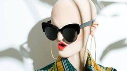 Melanie Gaydos, la mannequin qui perce malgré son trouble