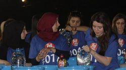 412 Algériennes battent le record Guiness de vaisselle
