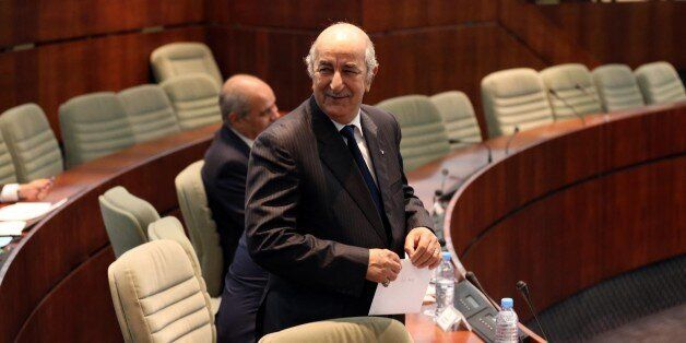 Abdelmadjid Tebboune, appointed Prime Minister, replacing Abdelmalek Sellal, Abdelmadjib Tebboune, member...