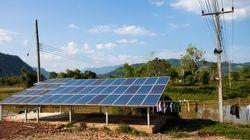 L'armée israélienne détruit 60 panneaux solaires d'un village