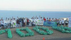 Défi relevé pour les nettoyeurs de la côte bônoise
