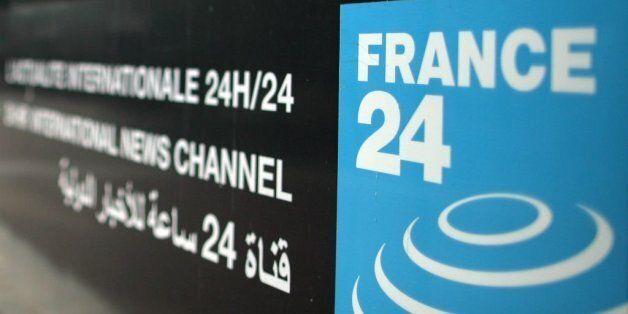 Le tournage d'une émission de France 24 interdit au