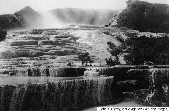 8eme merveille naturelle du monde: 2 chercheurs auraient retrouvé les piscines en