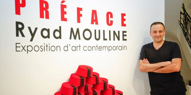 Ryad Mouline expose ses