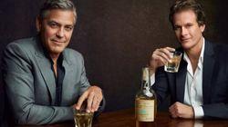 George Clooney avait créé sa propre tequila, Casamigos, pour s'amuser. Il vient de la vendre pour un milliard de