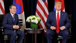 [한미정상회담] 한-미 정상, 북한과의 '70년 적대관계 종식' 의지