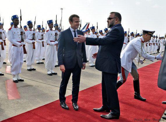 Emmanuel et Brigitte Macron sont arrivés au Maroc