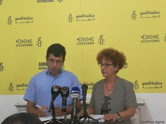 Amnesty International dénonce la campagne