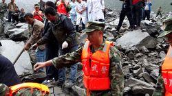 Plus de 140 disparus dans un éboulement en