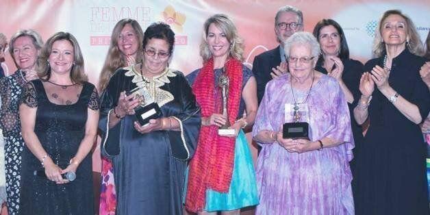 Les trois femmes de l'année 2017 distinguées par le prix