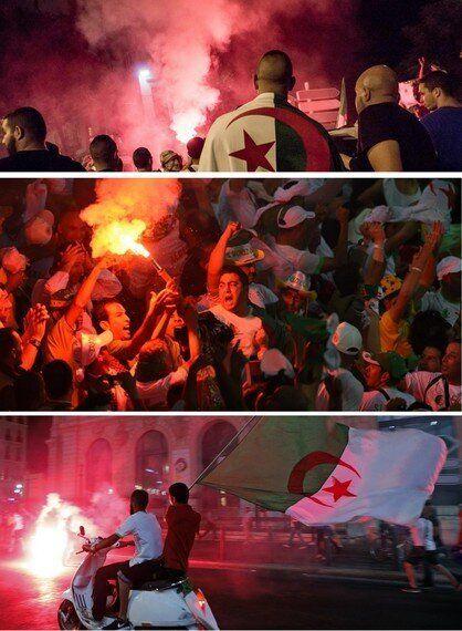 L'Algérien aime-t-il son pays juste le temps d'un match de foot