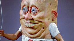 La version humaine de Bob l'Éponge risque d'effrayer ses
