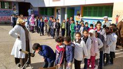 Face à l'encombrement des classes, les promesses de Hassad pour la prochaine rentrée