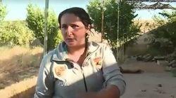 Ces femmes qui prennent les armes contre Daech à Raqqa en Syrie