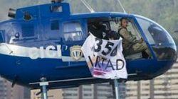 Au Venezuela, un hélico volé à la police attaque la Cour suprême à la