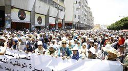 J'étais à la marche du 11 juin à Rabat et suis rentré la conscience tranquille dans mon ghetto