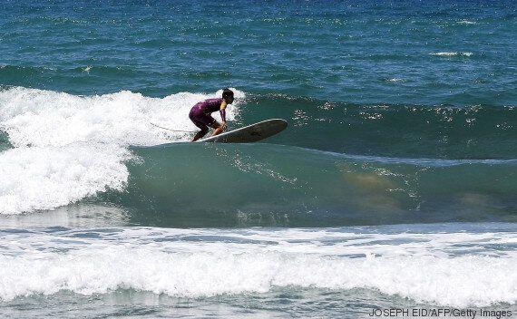 Réfugié au Liban, ce Syrien de 17 ans découvre la mer et se passionne pour le