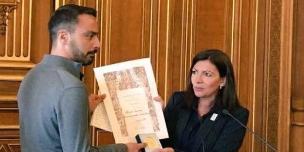 L'association Shams- Pour la dépénalisation de l'homosexualité en Tunisie reçoit la grande médaille de...