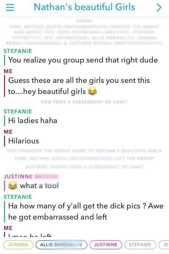 Il flirtait avec 7 femmes en même temps jusqu'à commettre