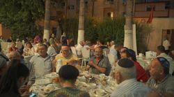Au Maroc, la communauté juive et musulmane réunies autour de la table du