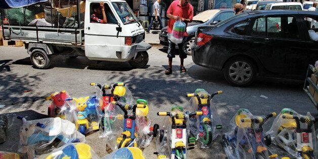 58,5% des parents tunisiens achètent des jouets pour enfants du marché