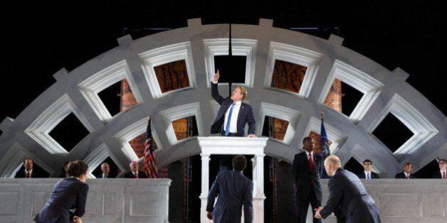 L'assassinat de Donald Trump dans une pièce de Shakespeare crée la polémique à New