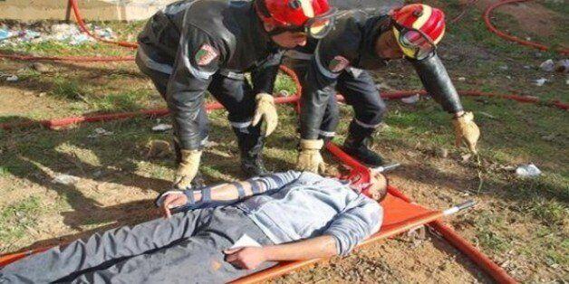 Ain Defla : 3 travailleurs décédés et 3 autres asphyxiés suite à l'inhalation d'un gaz