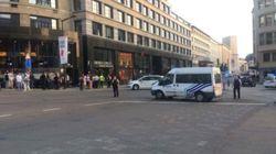 Explosion à la gare centrale de Bruxelles: l'assaillant