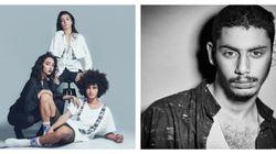 Driss Drissi fait ses débuts dans la mode (et on