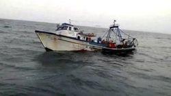 Naufrage d'un bateau de pêche au large de Mostaganem: 4 marins portés disparus et deux autres