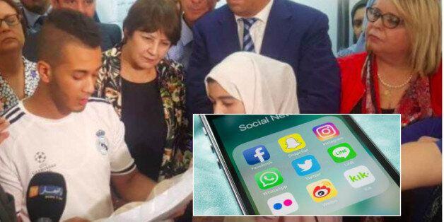 Bac 2017: les réseaux sociaux (encore) bloqués, des fuites selon des syndicats, Benghabrit