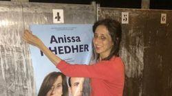 La franco-tunisienne Anissa Khedher, candidate favorite pour devenir députée du