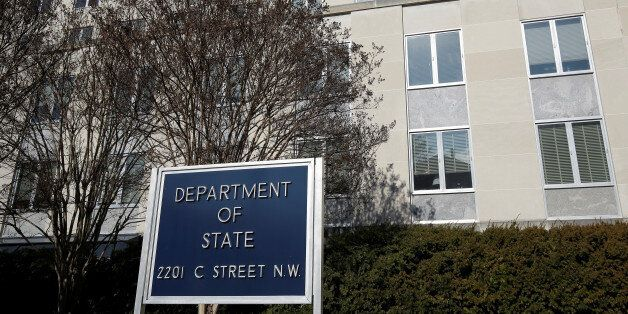 The State Department Building is pictured in Washington, U.S., January 26, 2017. REUTERS/Joshua