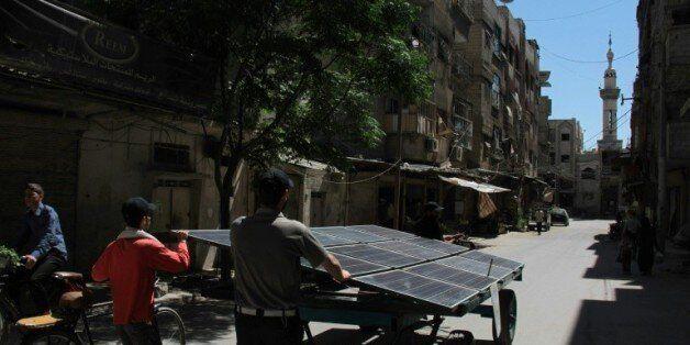 De l'énergie solaire