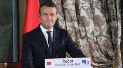 De quoi Emmanuel Macron a-t-il parlé avec le roi Mohammed
